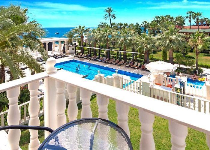 Onkel Resort Antalya 4 Turkey Rates From 204